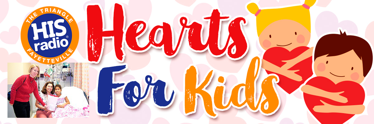 Hearts For Kids Slider