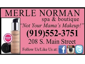Merle Norman Spa and Boutique Logo