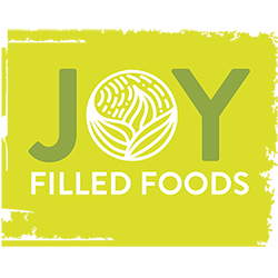 JOY Filled Foods Logo