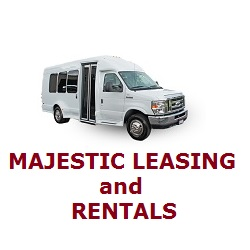 Majestic Leasing and Rentals Logo