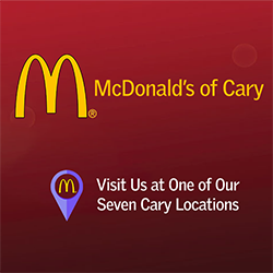 McDonald's of Cary Logo